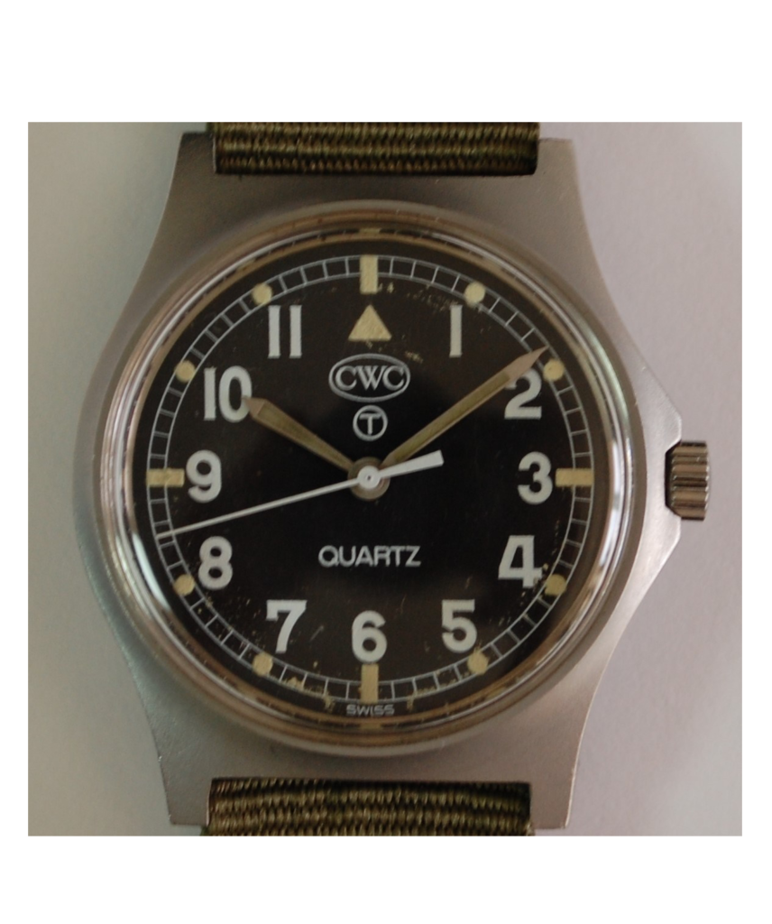 The very best hiking watch - the British Army G10! Robust and reliable, perft.