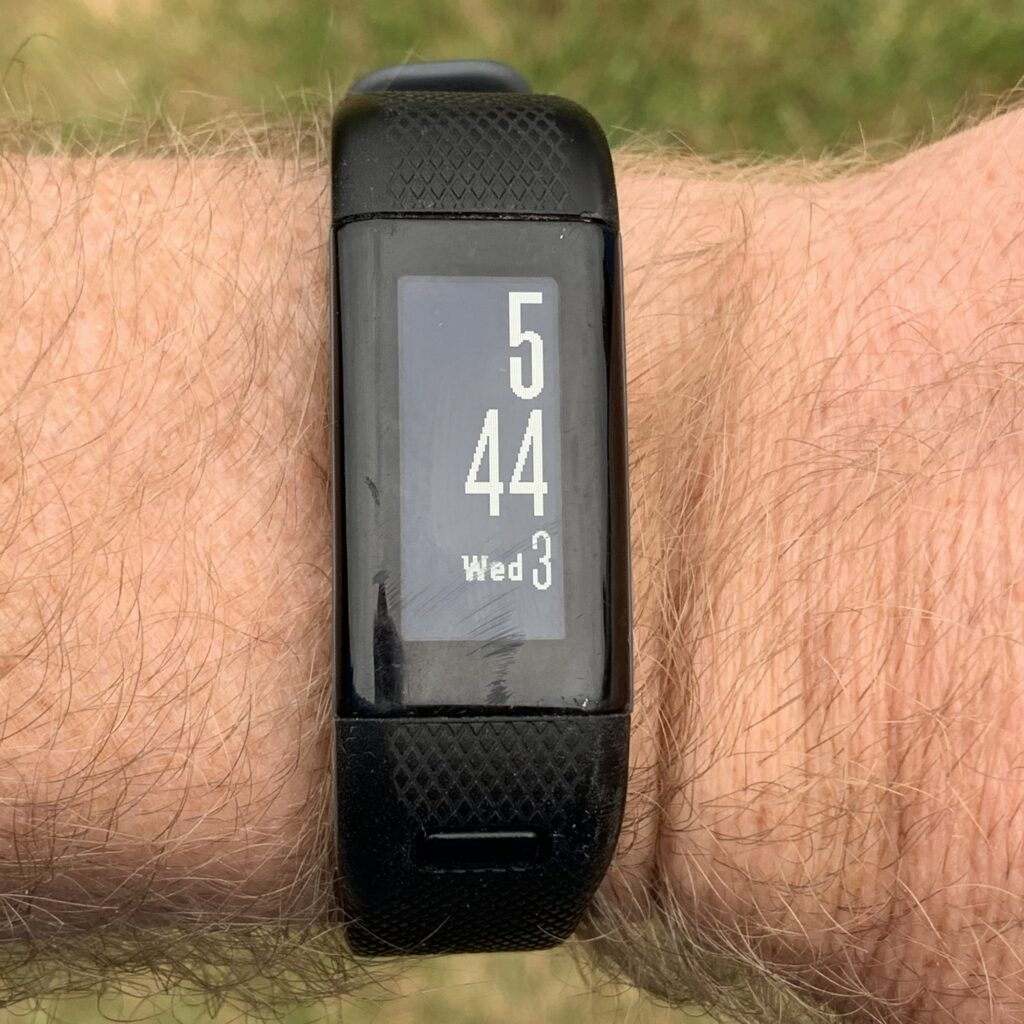 Garmin Vivosmart HR+ review