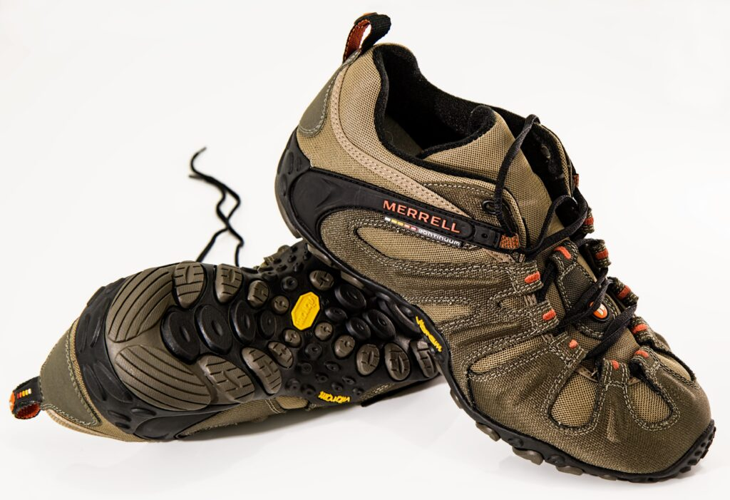 Merrell Continuum hiking shoes