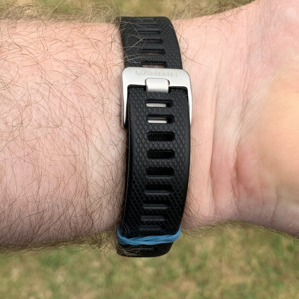 Vivosmart HR+ strap repair.