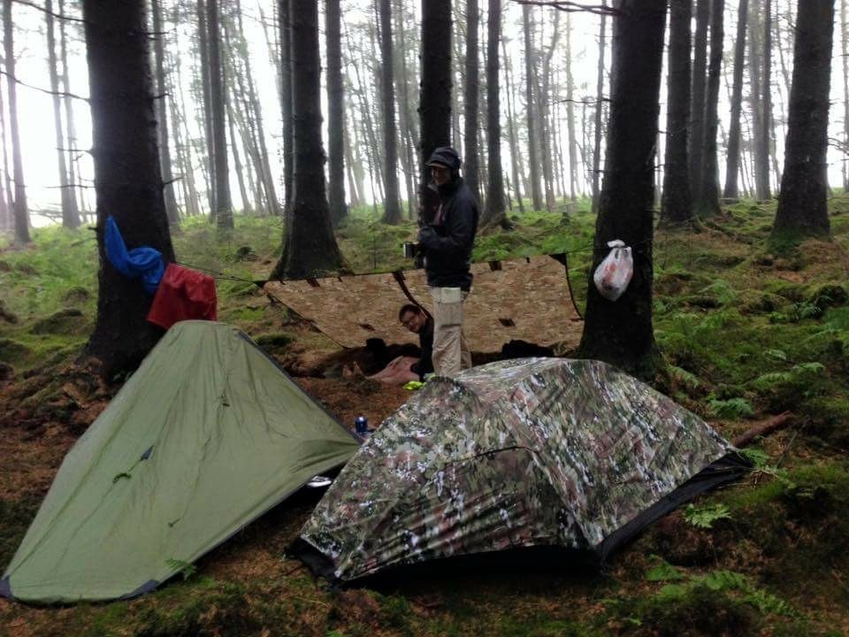 Six things I learnt wild camping in the Brecon Beacons ...