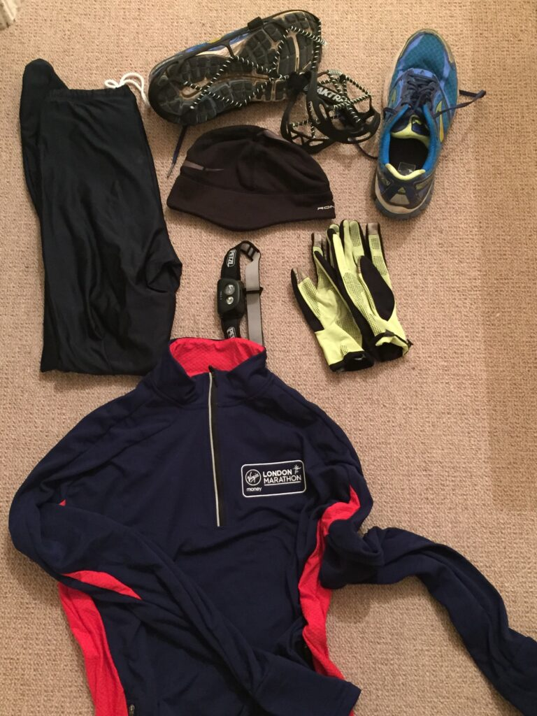 how to get into the virgin london marathon and get free running gear