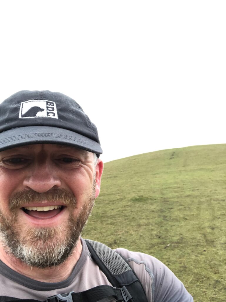 rucking on the chiltern hills