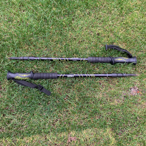 my gelert collapsible trekking poles