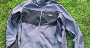 oex stratsphere softshell jacket